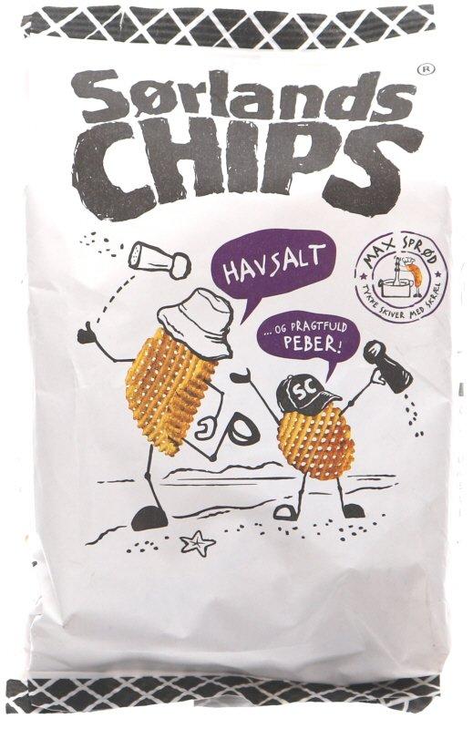 Chips Salt & Peppar - 56% rabatt
