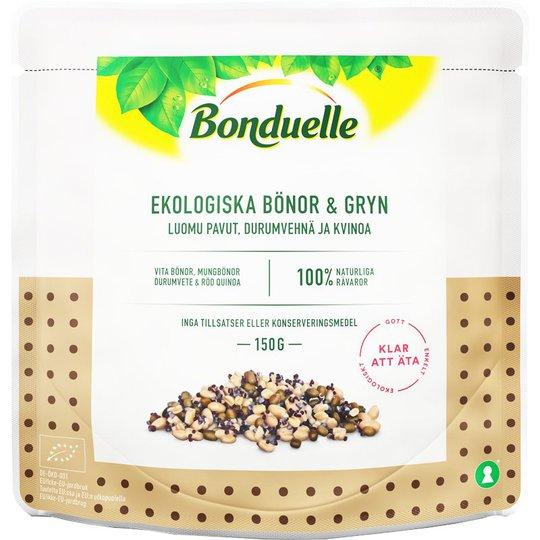 Luomu Pavut, Durumvehnä & Kvinoa - 30% alennus