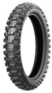 Bridgestone X 20 R ( 110/100-18 TT 64M takapyörä, M/C, kumiseos SOFT )