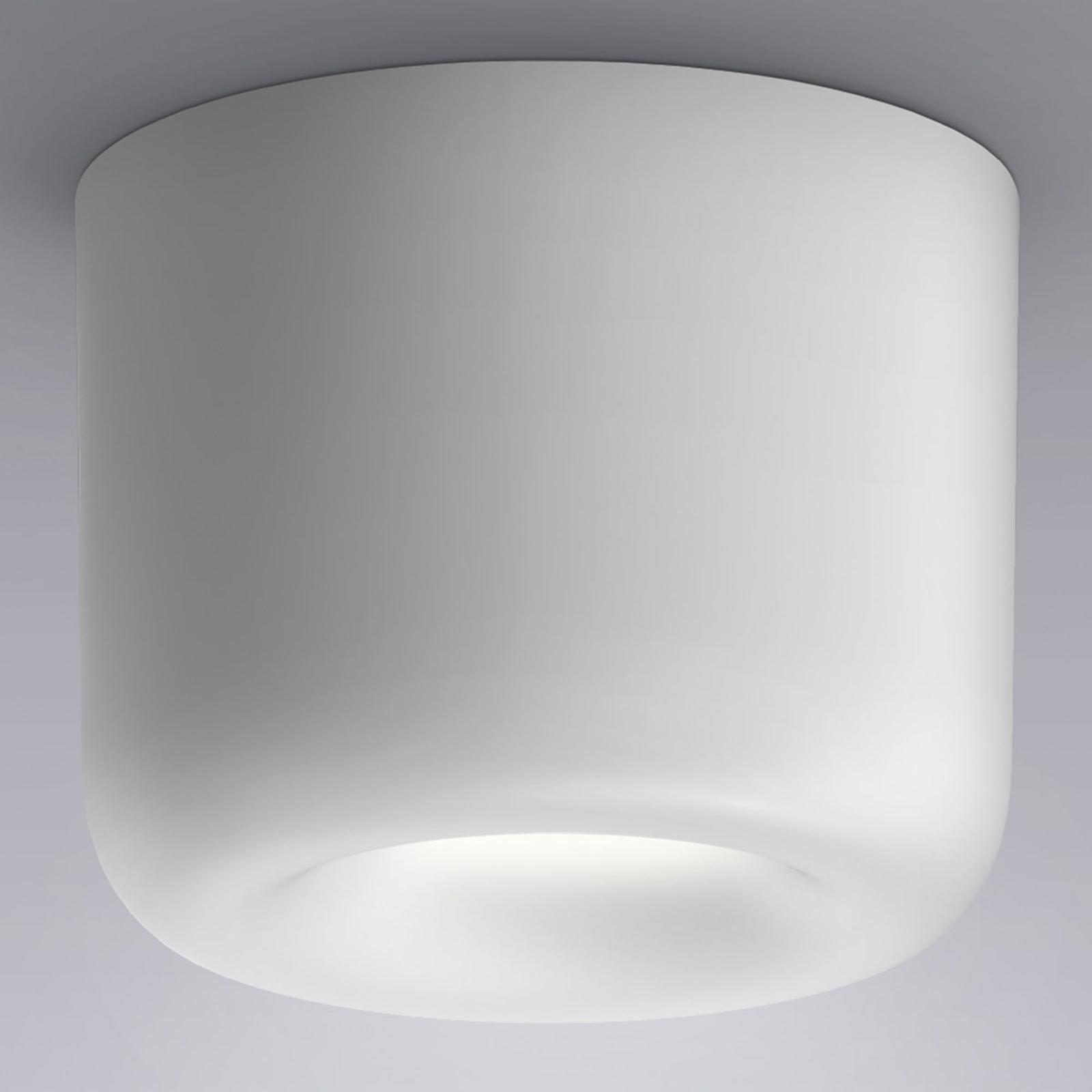 serien.lighting Cavity Ceiling L, valkoinen