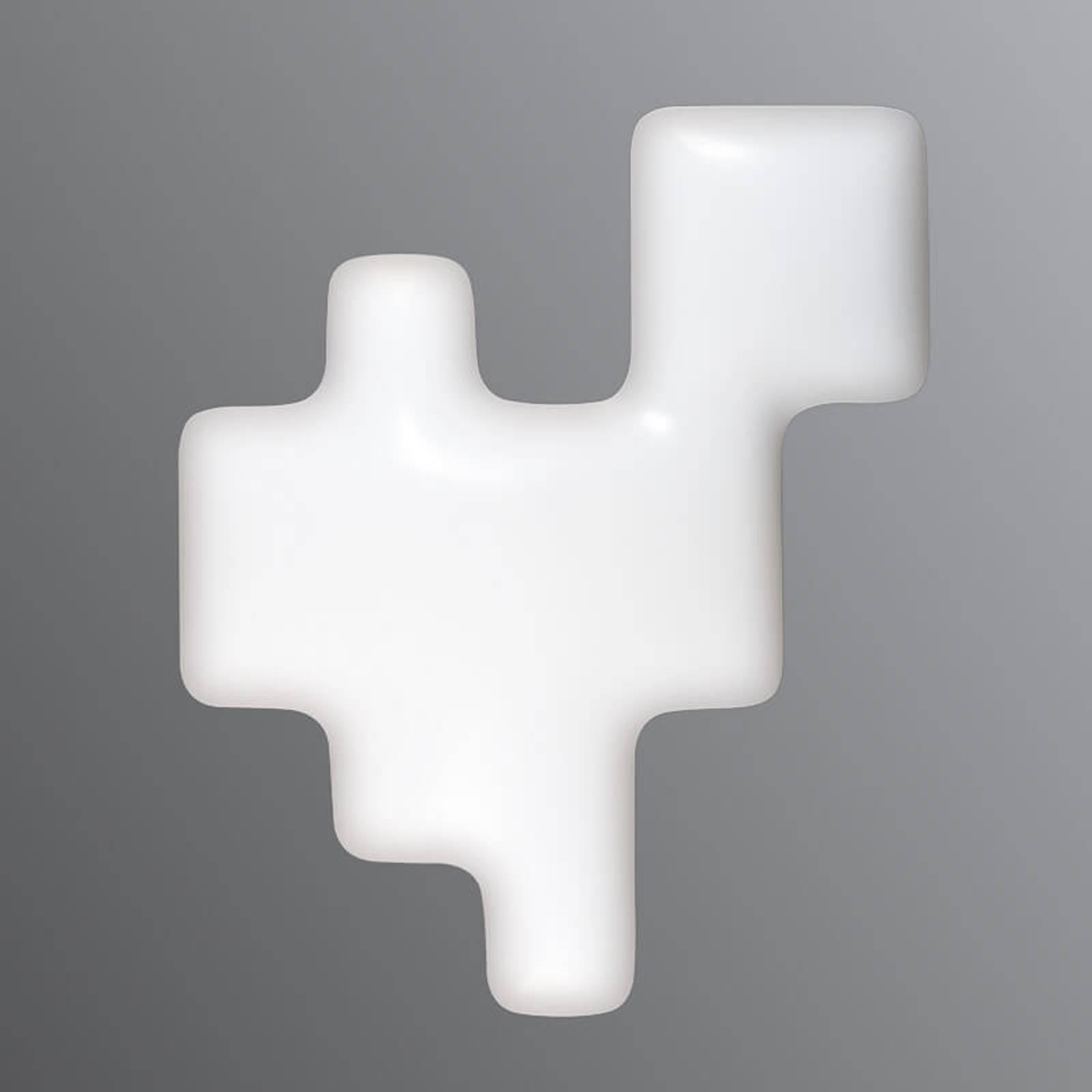 Individuell vegglampe Pixel