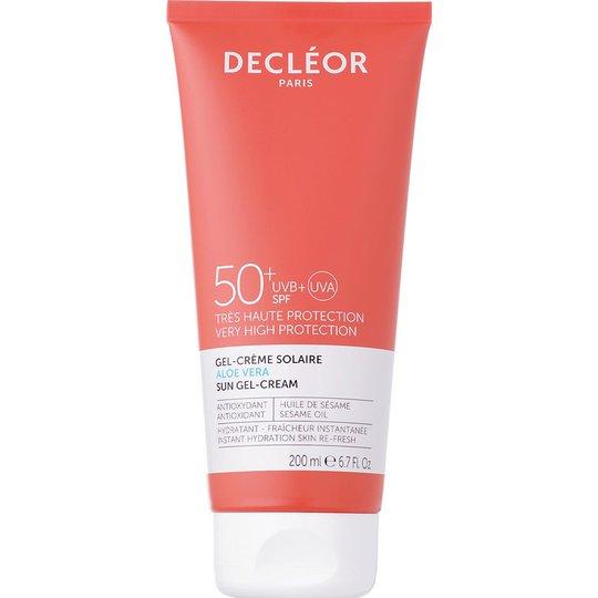 Aloe Vera Sun Gel-Cream, 200 ml Decléor Päivetys