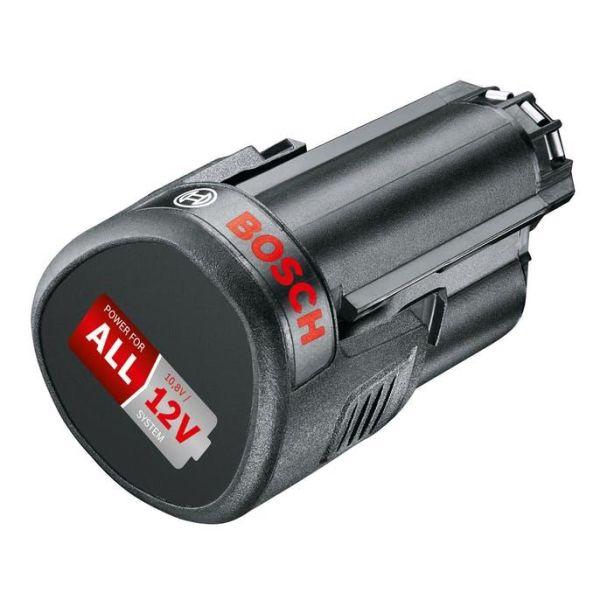 Bosch DIY 12V LI Batteri 2,5 Ah