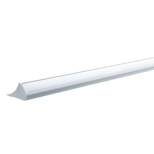 Corner-profiili 1 m LED-raidoille