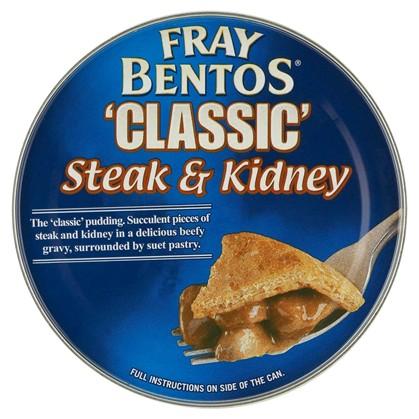 Fray Bentos Steak & Kidney Pie 425g