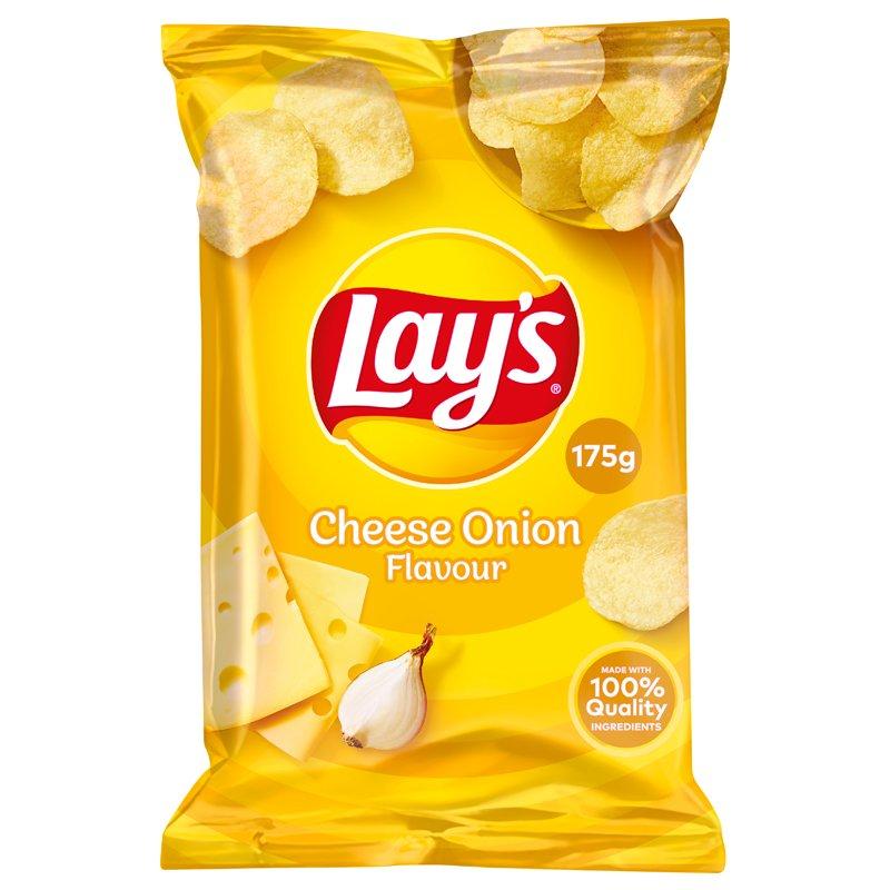 Chips Ost & Lök - 21% rabatt