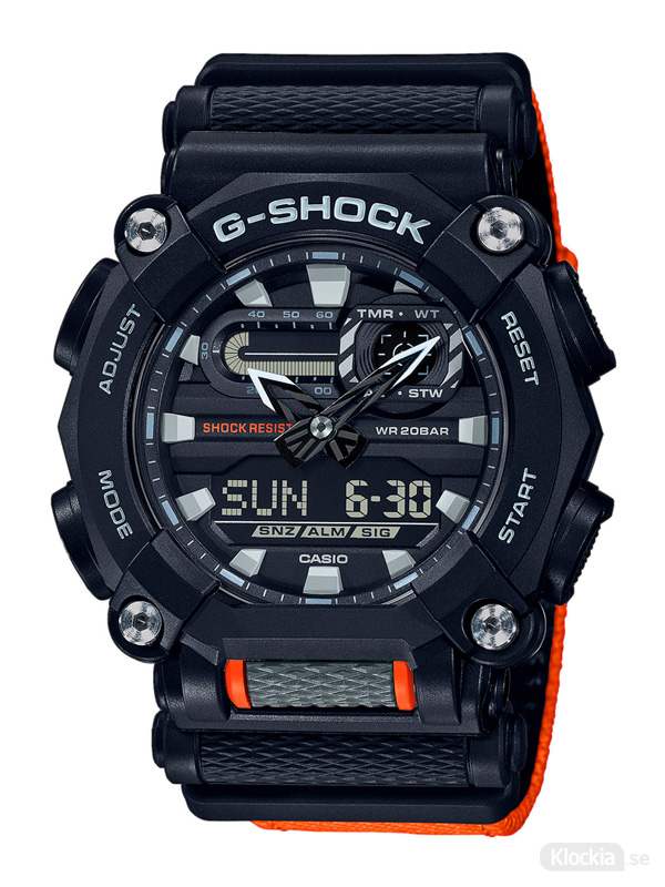 Herrklocka CASIO G-Shock Heavy Duty GA-900C-1A4ER