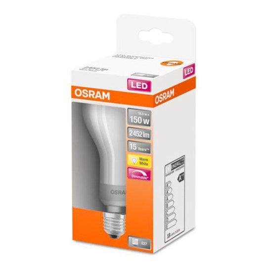 OSRAM Superstar -LED-lamppu E27 18W 2 700 K dim