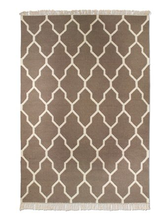 Teppe Tangier Simply Taupe - 140x200 cm
