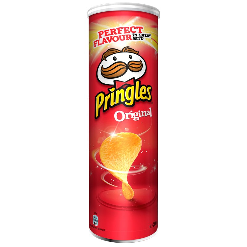 Pringles Original - 25% rabatt
