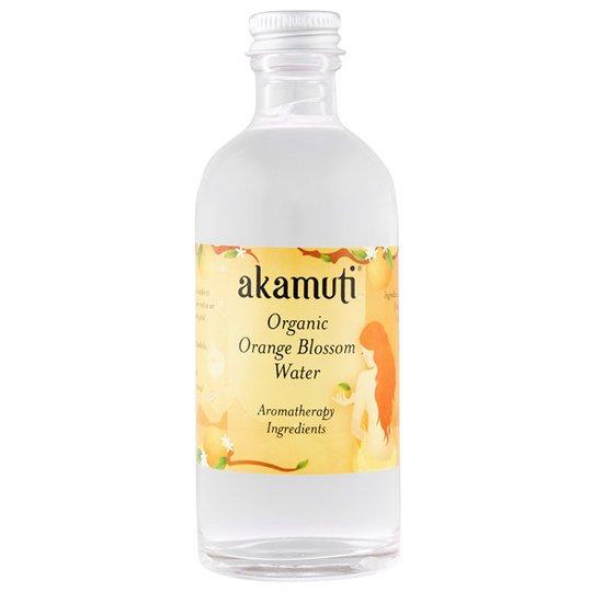 Akamuti Organic Orange Blossom Water, 100 ml