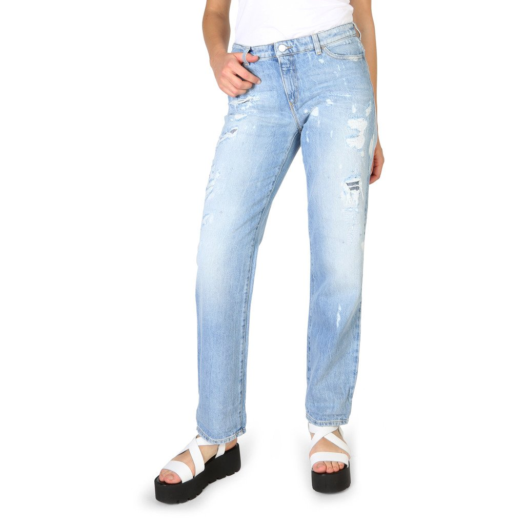 Armani Jeans Women's Jeans Blue 3Y5J15 5D1AZ - blue 25 EU