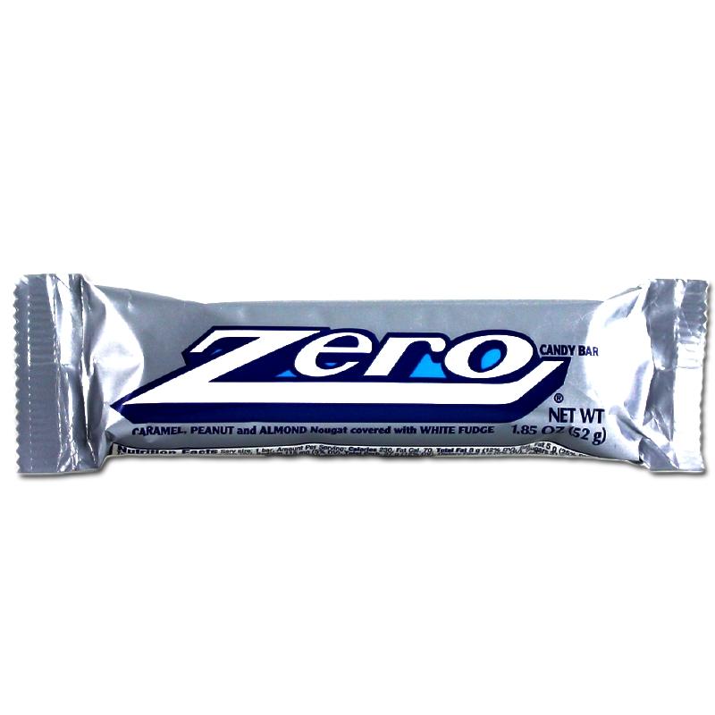 Hersheys Zero Candy Bar 52gram