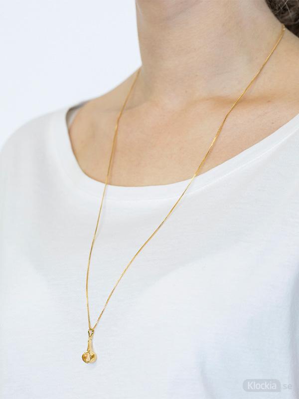 Syster P Halsband Tied - Guld NG1303