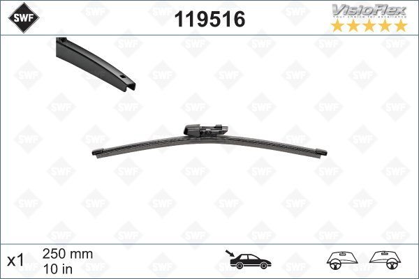 Flatblade 250