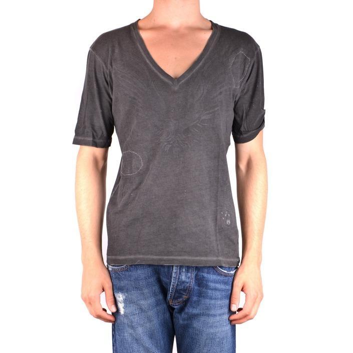 Dsquared Men's T-Shirt Grey 161797 - grey XS