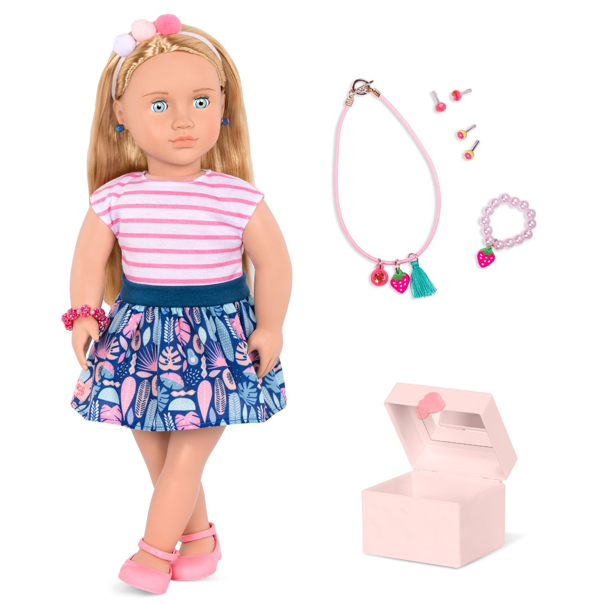 Our Generation - Alessia jewelry doll (731262)