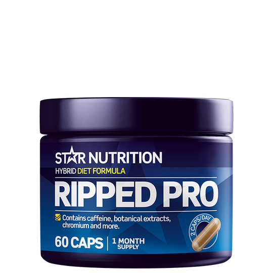 Ripped Pro, 60 caps