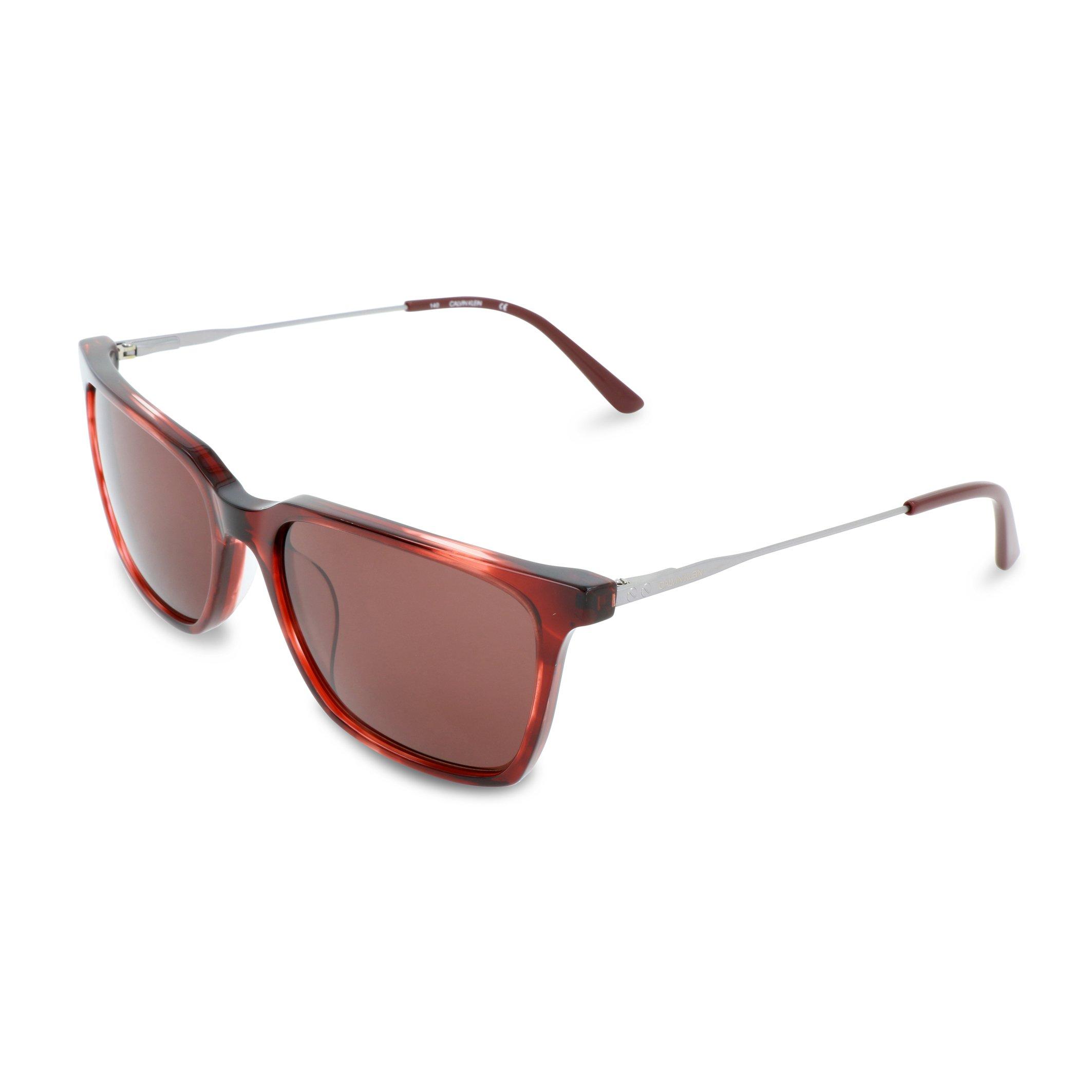 Calvin Klein Unisex Sunglasses Brown CK19703S - brown-1 NOSIZE