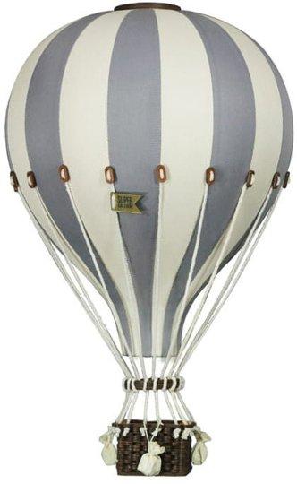 Super Balloon Luftballong L, Grå