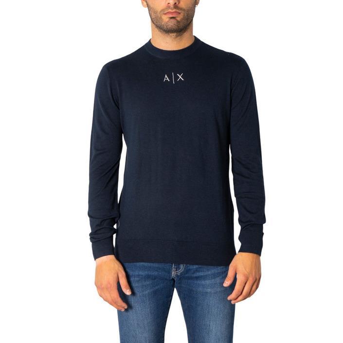Armani Exchange Men's Sweater Various Colours 308093 - blue XS