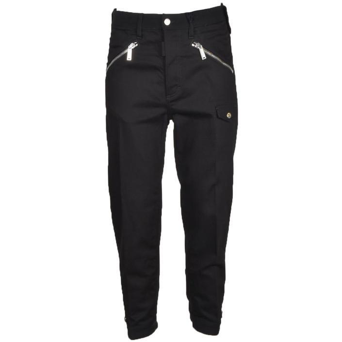 Dsquared - Dsquared Men Trousers - black 46