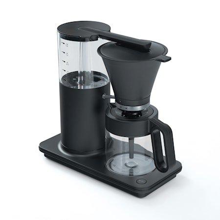 Kaffebrygger 1600 W Matt Svart 1,25 Liter