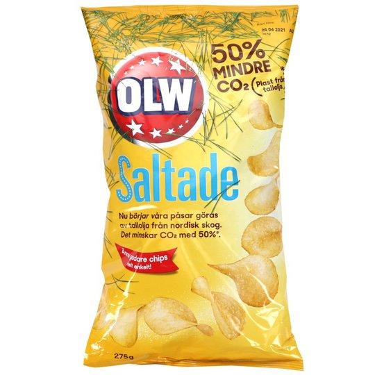 Chips Saltade - 25% rabatt