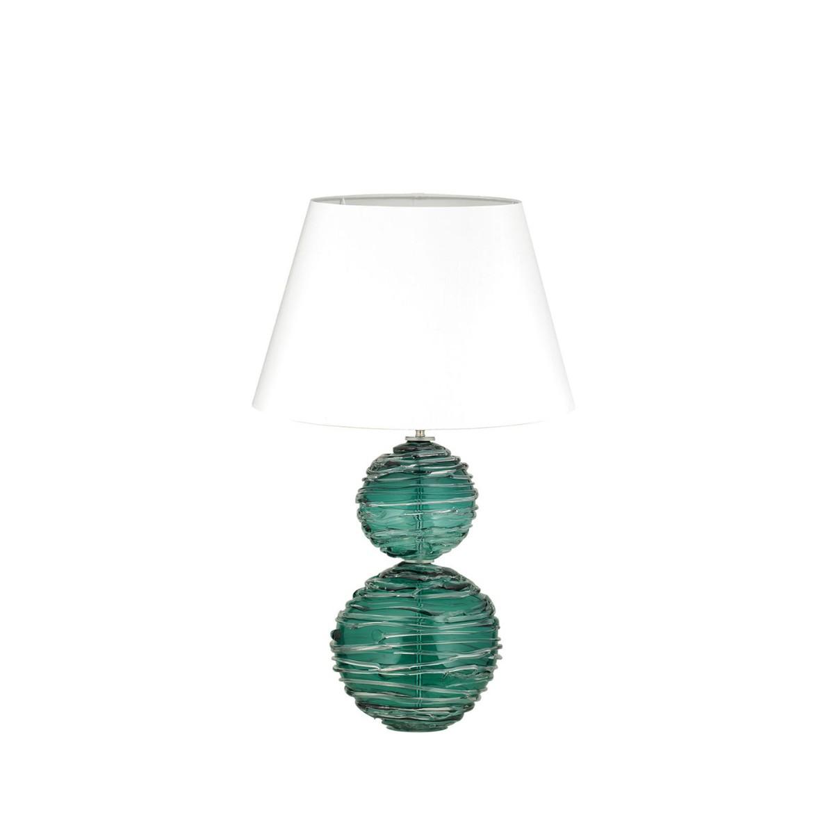 William Yeoward | Alfie Table Lamp Jade