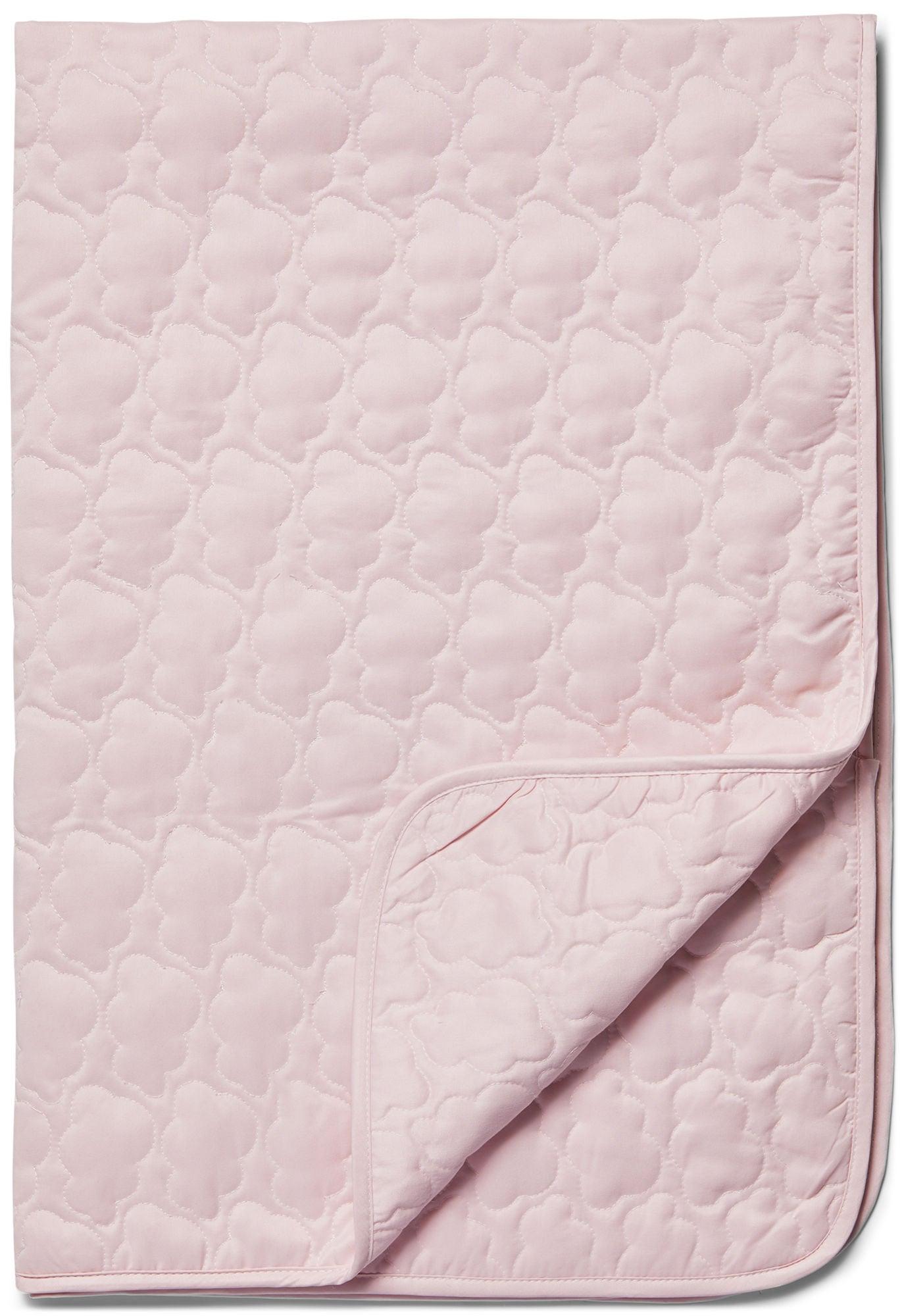 Minitude Päiväpeitto 90x130, Chalk Pink