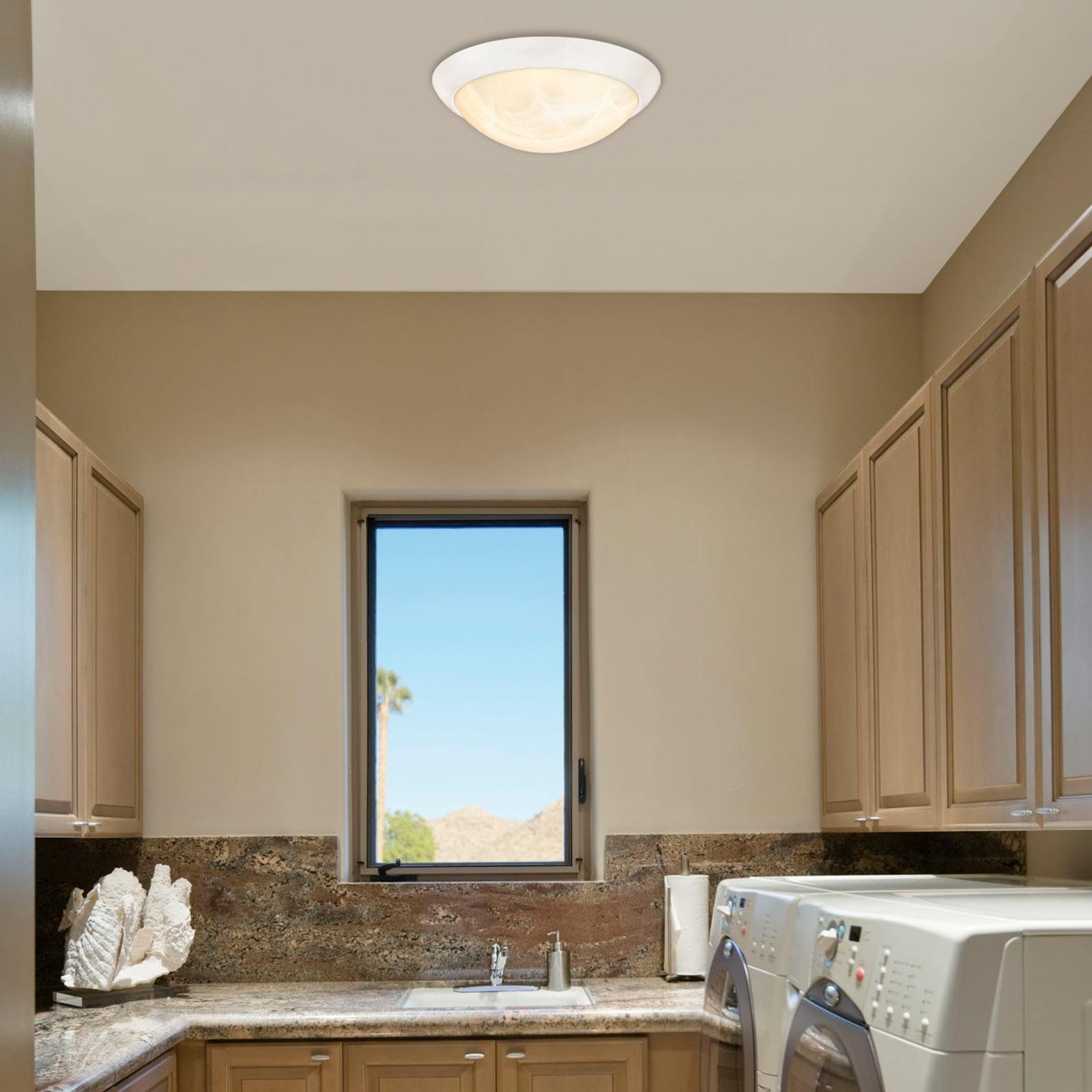 Westinghouse 6106640 -LED-kattovalaisin valkoinen