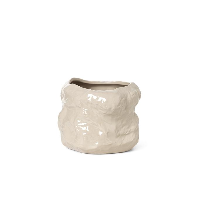Tuck Pot - Cashmere kruka Ferm Living