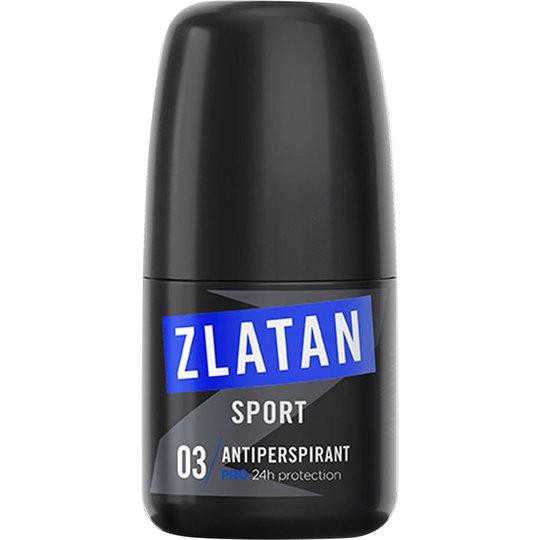 Zlatan Sport Pro, 50 ml Zlatan Ibrahimovic Parfums Miesten deodorantit