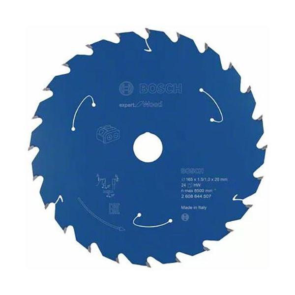 Bosch Expert for Wood Sagklinge 165x1,5x20 mm, 24T