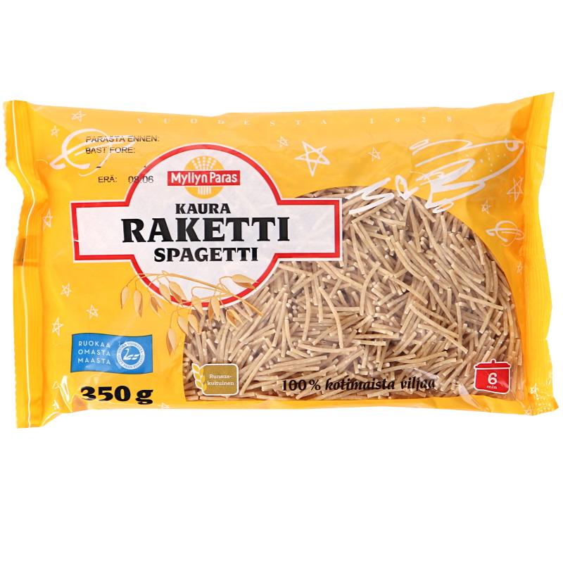Kaura Raketti Spagetti - 18% alennus