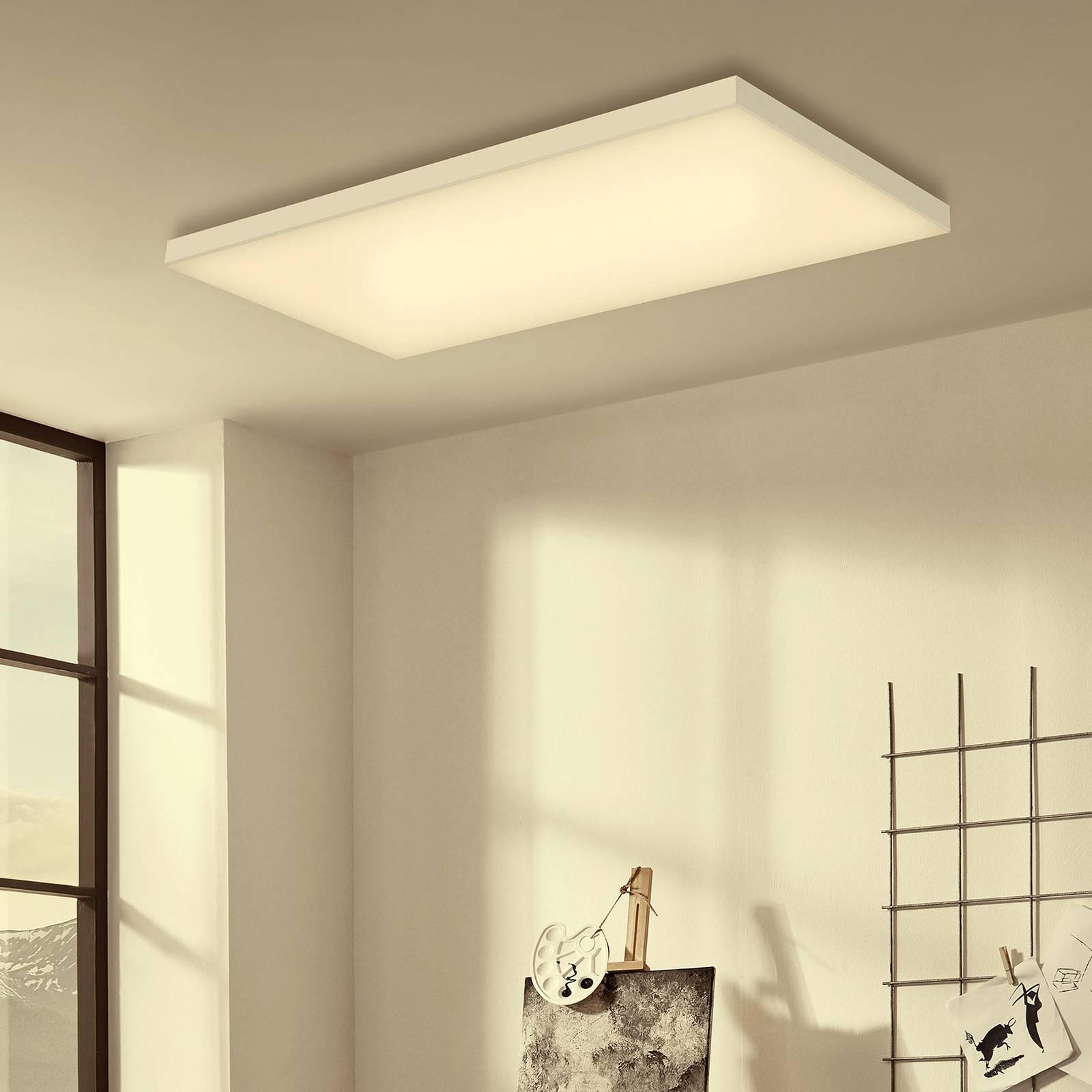 LED-kattovalaisin Frameless RGBW, 60x30cm