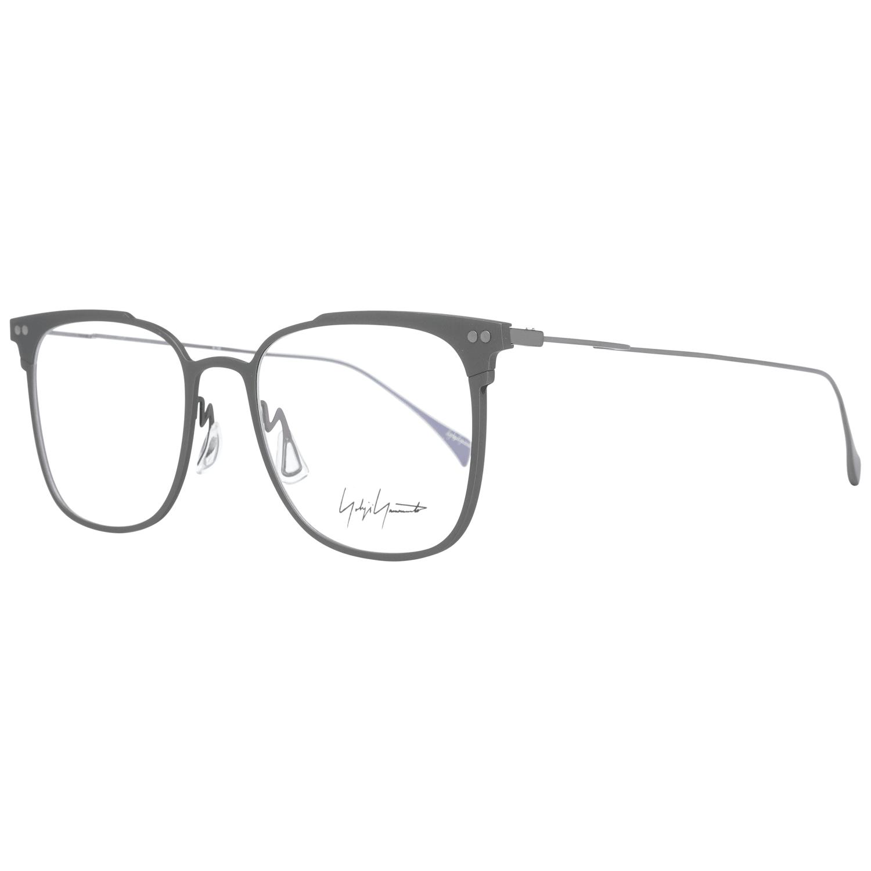 Yohji Yamamoto Men's Optical Frames Eyewear Grey YY3026 53901