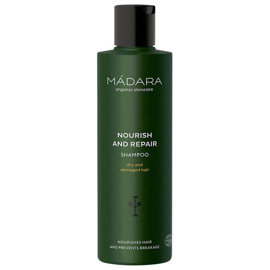 Madara Nourish and Repair Shampoo, 250 ml