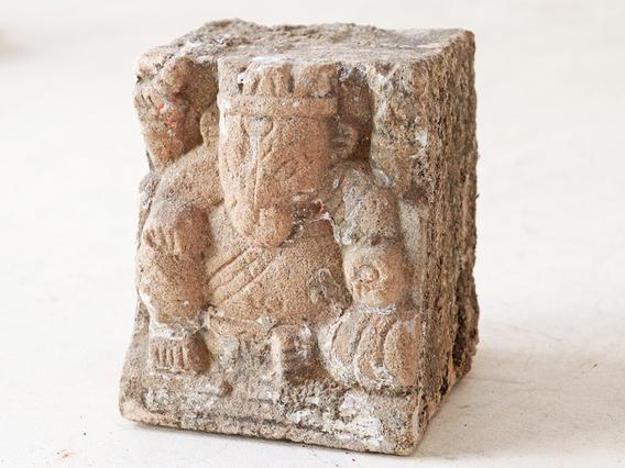 Stone Ganesh Small