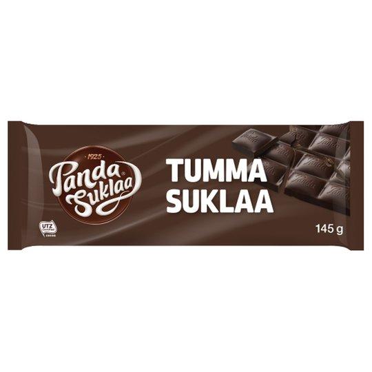 Panda tumma Suklaa - 22% alennus