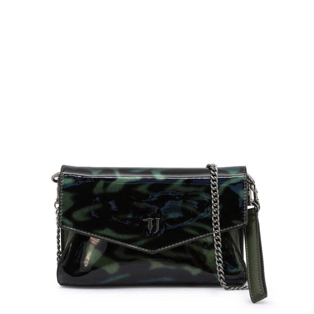 Trussardi Women's Clutch Bag Various Colours PAPRICA_75B00559 - green NOSIZE