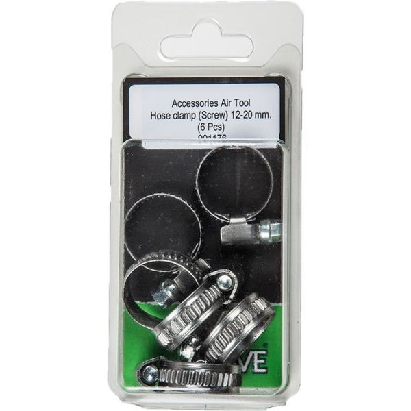 ESSVE 901176 Slangeklemme 12-20mm, 6-pakning