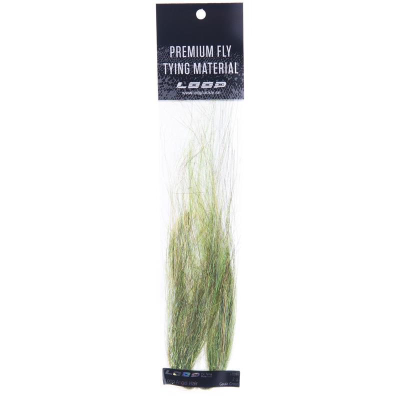 Loop Angel Hair 2g - Gaula Green Fremragende fiberflash!