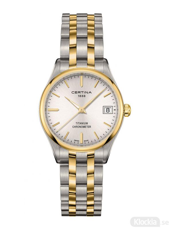 CERTINA DS-8 Lady Chronometer Titanium C033.251.55.031.00