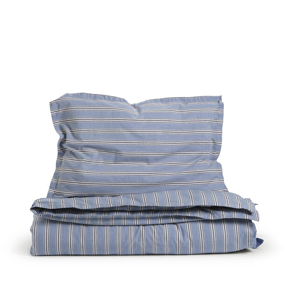Cot Bedding Set - Sandy Stripe