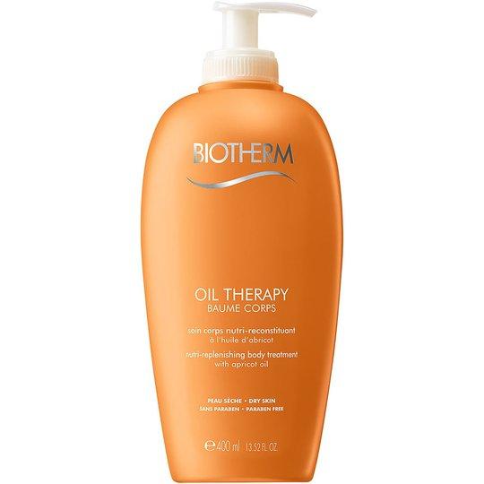 Biotherm Oil Therapy Baume Corps Body Treatment, 400 ml Biotherm Vartalovoiteet