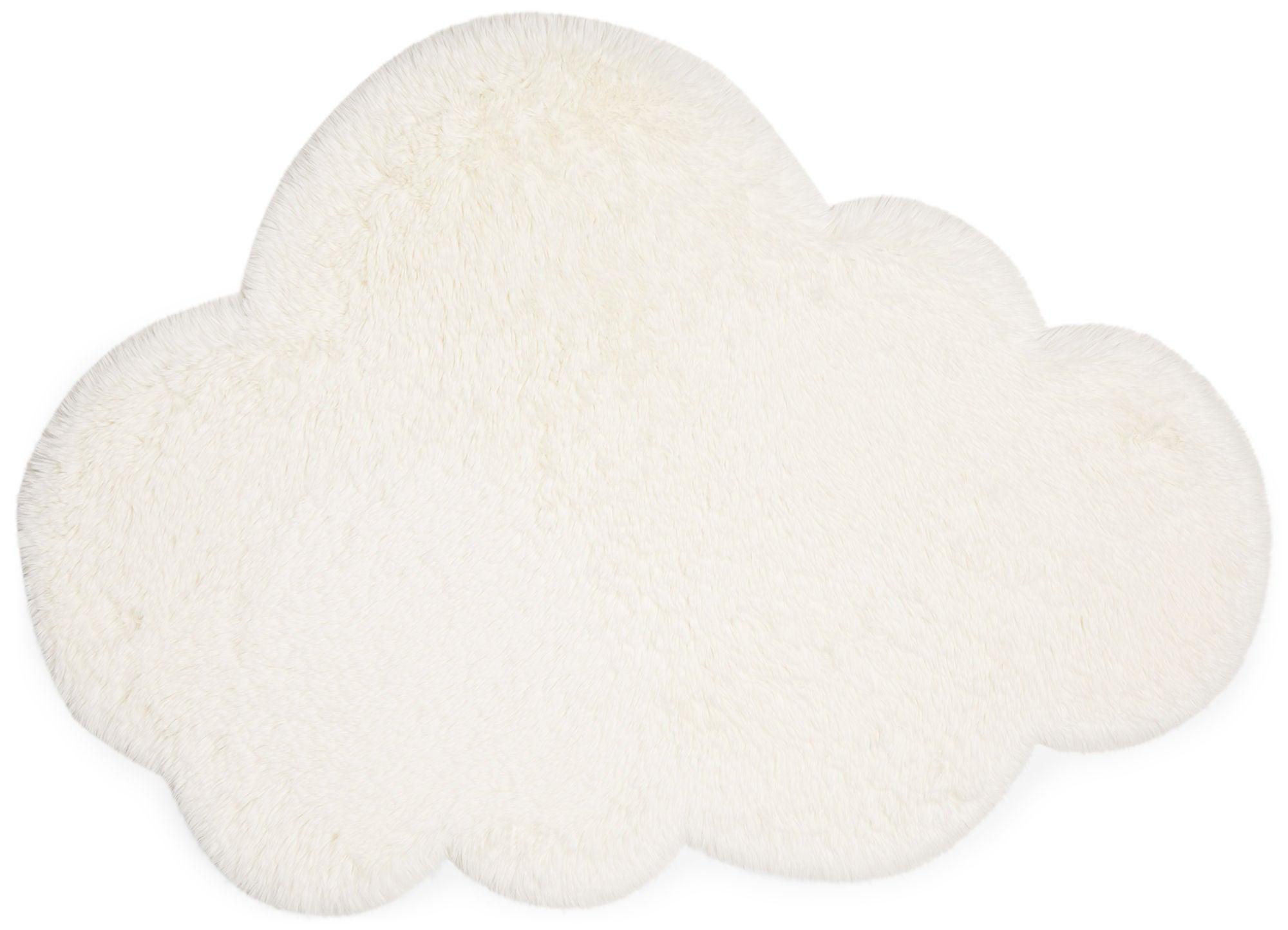 Alice & Fox Matto Fake Fur Cloud, Cream