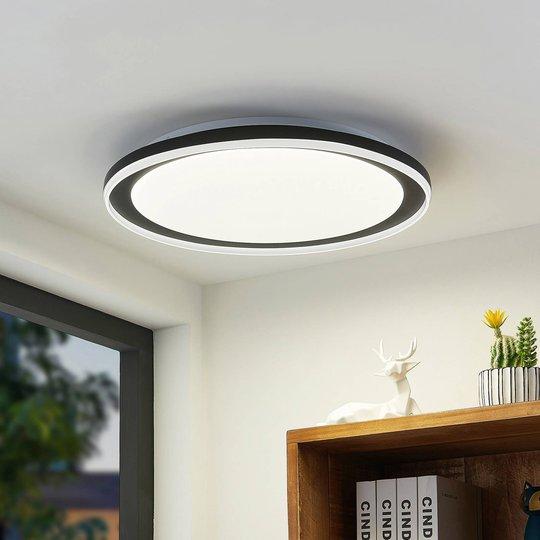 Lindby Verdan LED-taklampe, CCT, dimbar