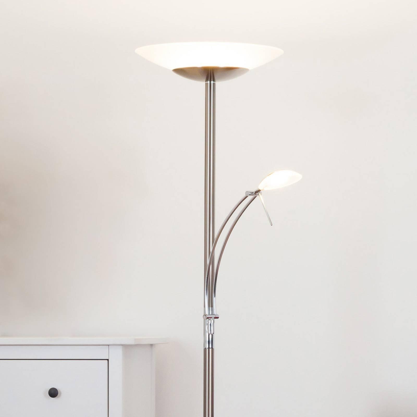 Ilinca - dimbar LED-uplight med leselampe