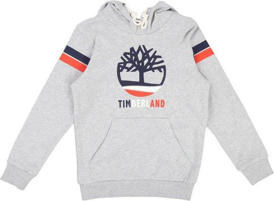 Timberland Sweatshirt, Chine Grey 8år